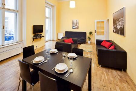 Capital Apartments Prague