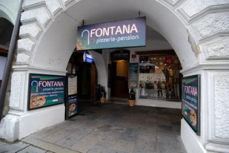 Restaurace Fontana Pizzeria Penzion