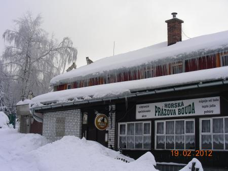 Pension Prazova bouda