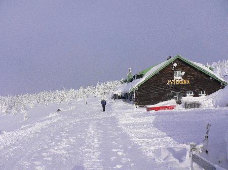 Turistická chata Švýcárna Karlova Studánka